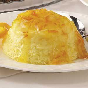 Marmalade Pudding Cakes