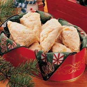 Festive Fruited Scones Recipe