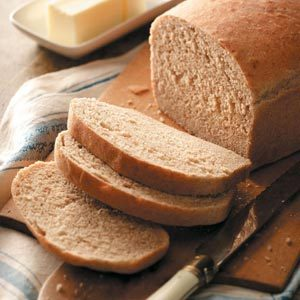 Honey Wheat Loaves Recipe