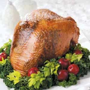 Herbed Roast Turkey Breast Recipe photo by Taste of Home