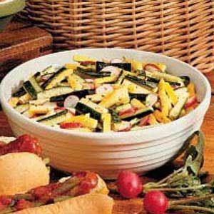 Squash Salad Recipe