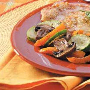 Roasted Italian Vegetables