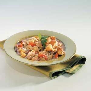 Chicken Minestrone Recipe