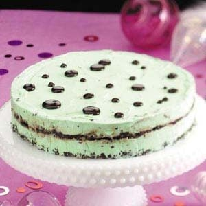 Mint Ice Cream Torte