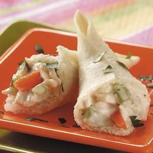 Calla Lily Tea Sandwiches Recipe