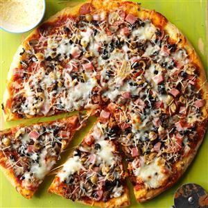 Dad's Favorite Pizza Recipe