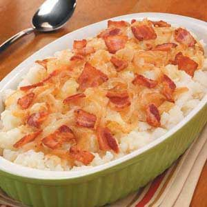 Food recipes mashed potatoes