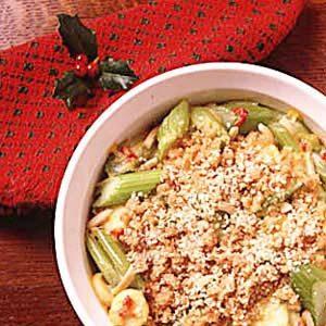 Celery En Casserole Recipe
