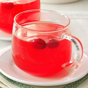 Fresh Cranberry Punch Recipe