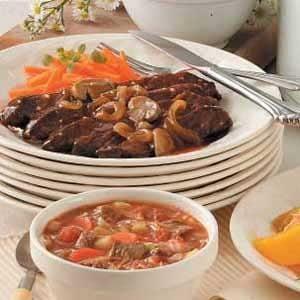 Slow-Cooked Beef Brisket Recipe