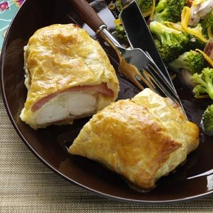 Easy Chicken Cordon Bleu Recipe Taste Of Home