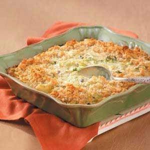 Comforting Broccoli Casserole Recipe