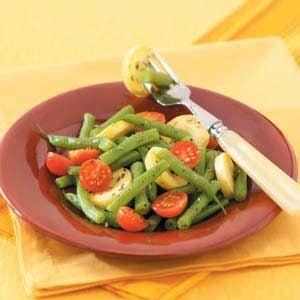 Lemon-Pepper Vegetables Recipe