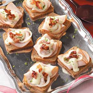 Mini Hot Browns Recipe