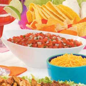 Traditional Salsa Recipe