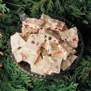 White Christmas Candy Recipe