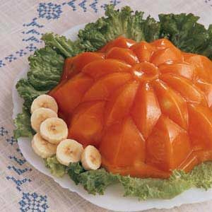 Grandmother's Orange Salad Recipe