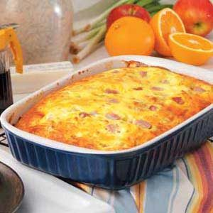Ham And Cheese Omelet Casserole Recipes — Dishmaps