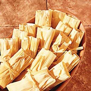 Mexican Tamales Recipe
