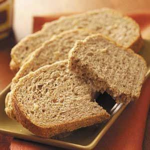 Hazelnut Wheat Bread Recipe