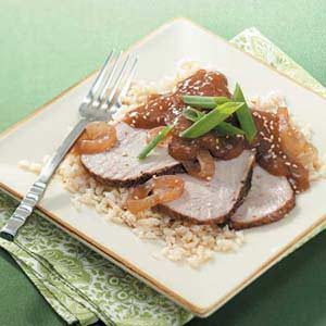 Asian Pork Roast Recipe