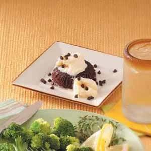 Warm Chocolate Cakes Recipe