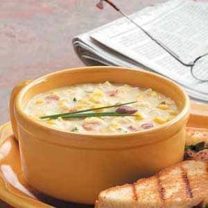 Ramen Corn Chowder Recipe