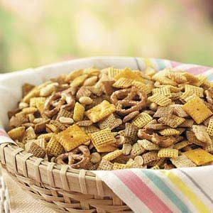 Texas Snack Mix Recipe