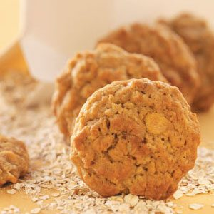 Colossal Batch of Oatmeal Cookies Recipe