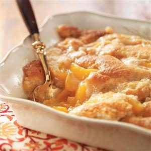 Tennessee Peach Pudding Recipe