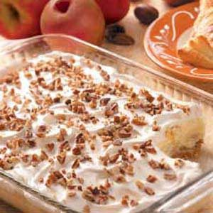 Fruit 'n' Pudding Dessert Recipe