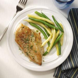 Chicken in Lime Butter Recipe