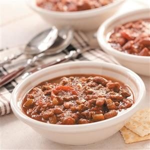 Speedy Weeknight Chili Recipe