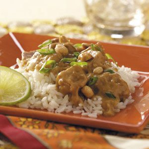 Thai-Style Pork Recipe