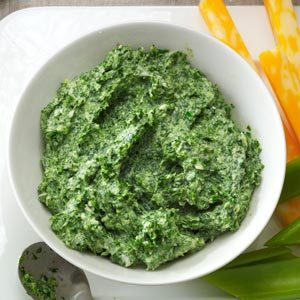 Party Spinach Spread