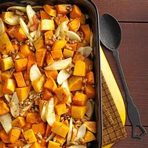 Harvest Squash Medley Recipe