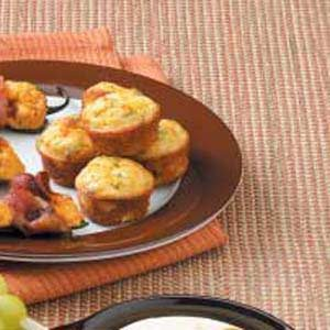 Squash Appetizer Cups Recipe