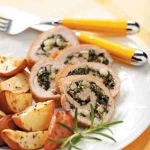 Turkey Roulades Recipe