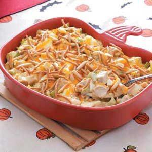 Make-Ahead Chicken Bake Recipe