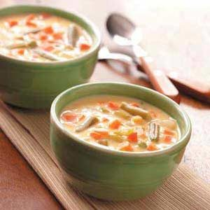 Cheese Potato Soup Recipe