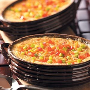 Individual Seafood Casseroles