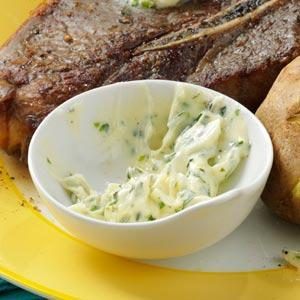 Herbed Tarragon Butter Recipe