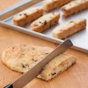 Lemon Anise Biscotti Recipe