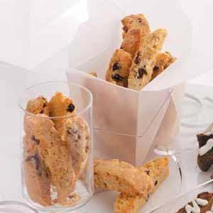 Granola Biscotti Recipe