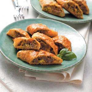 Crescent Sausage Rolls Recipe