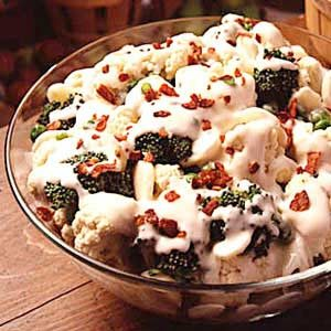 Sally's Vegetable Salad Recipe