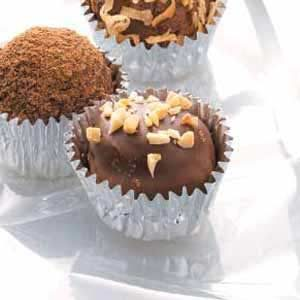 Peanut Butter Chocolate Balls