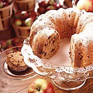 Olivia's Applesauce Cake Recipe