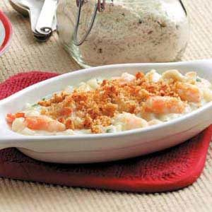 Seafood Thermidor Recipe