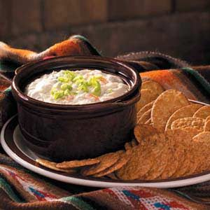 Warm Crab Dip Recipe